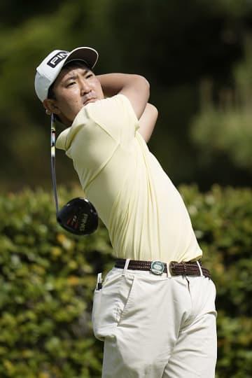 金谷拓実、64で単独首位 中日男子ゴルフ第1日 画像1