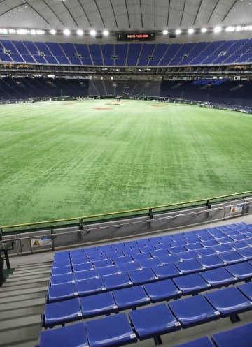 プロ野球、無観客で補償申請へ 払戻手数料など 画像1