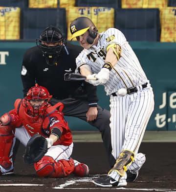 神4―2広(30日) 阪神が両リーグ最速20勝 画像1
