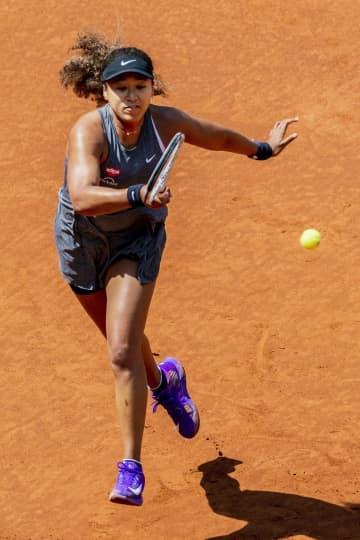 大坂、土居美咲退け2回戦へ テニスのマドリード・オープン 画像1