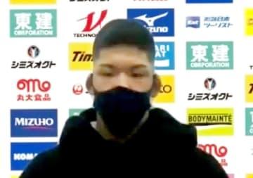 柔道の大野「ひた向きに頑張る」 東京五輪男子代表が合宿 画像1