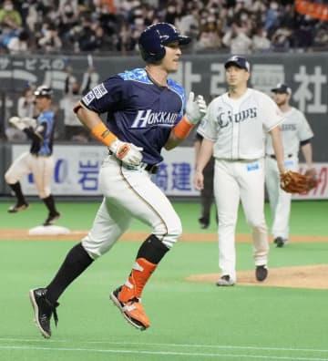 日5―4西(1日) 日本ハムが逆転サヨナラ 画像1