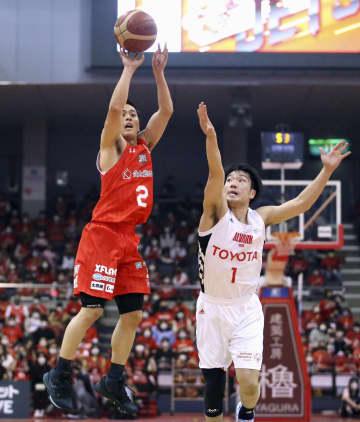 B1、A東京は3連覇ならず バスケットボール男子 画像1