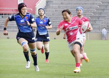 日本代表候補チームが優勝 ラグビー7人制女子 画像1