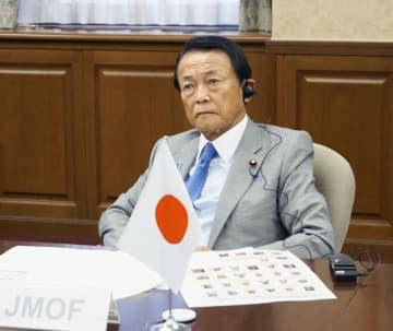 コロナ禍、地域金融で途上国支援 日中韓ASEAN財務相が声明 画像1