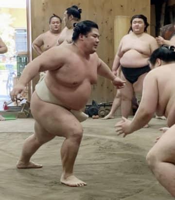 大相撲の業師宇良、再入幕に闘志 「一気に決められたら」 画像1