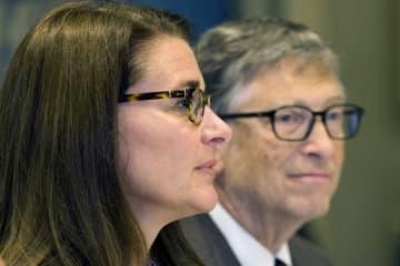 MS創業者ビル・ゲイツ氏が離婚 共同設立の慈善団体は活動継続 画像1