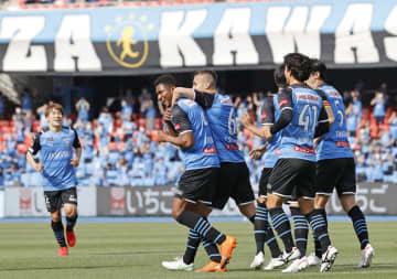 J1、川崎が名古屋に2連勝 開幕14戦負けなし 画像1
