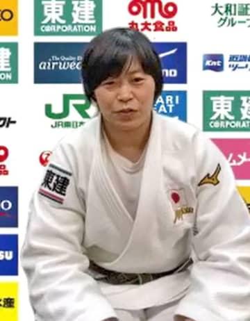 浜田尚里「五輪で金メダルを」 柔道女子、合宿で手応え 画像1