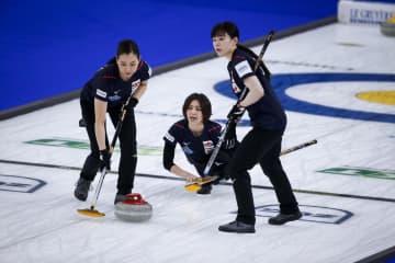 日本は2勝5敗、カーリング女子 世界選手権、1次リーグ 画像1