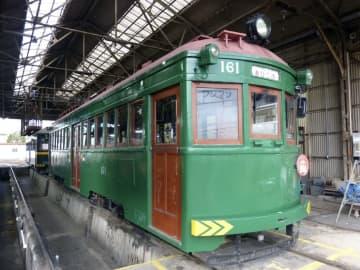最古の営業運転電車支援を 阪堺電気軌道、修繕費募る 画像1