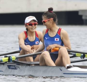 ボート、大石・冨田組など決勝へ 東京五輪アジア・オセアニア予選 画像1