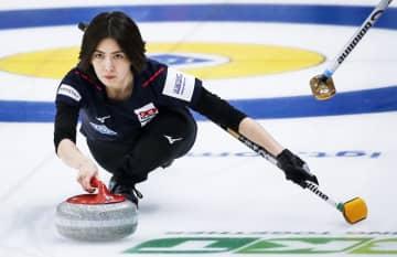 カーリング、日本は5勝8敗 女子世界選手権1次リーグ 画像1