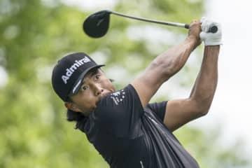 小平智が5位に浮上 米男子ゴルフ第3日 画像1