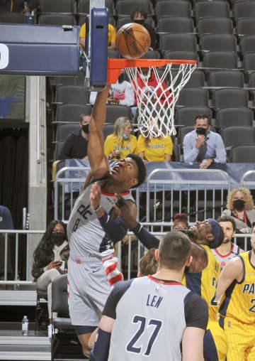 NBA、八村が復帰戦で13得点 渡辺は3度目先発で11点 画像1
