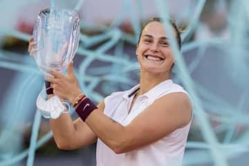 サバレンカが10勝目 マドリードOPテニス 画像1