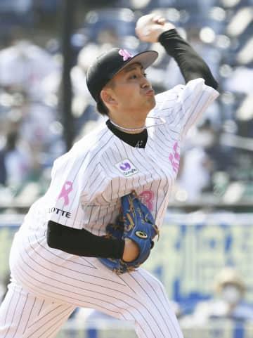 ロ7―4オ(9日) 小島が今季初勝利 画像1