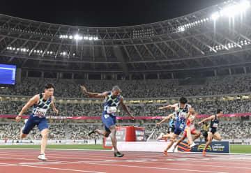 無観客で陸上テスト大会 国立競技場、海外トップ選手も 画像1