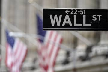 NY株反落、34ドル安 一時は初の3万5千ドル突破 画像1