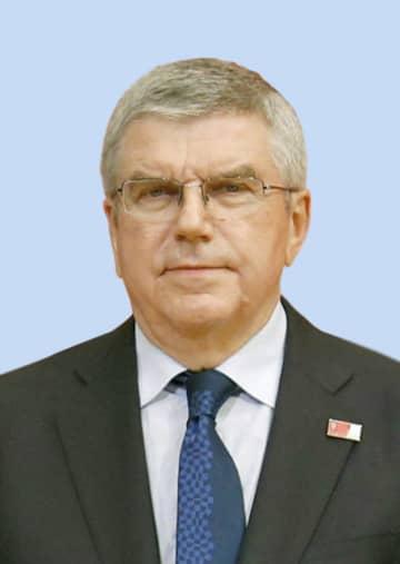 「安全な東京五輪を開催」 IOC会長、WHOに感謝 画像1