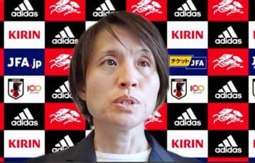 なでしこ、福島で合宿開始 30選手から五輪メンバー選考へ 画像1