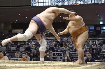 全勝は早くも照ノ富士だけ 初日以来の4大関安泰 画像1