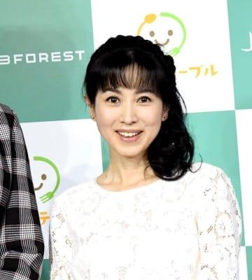 タレントの西村知美さん辞退 山口県の五輪聖火リレー 画像1