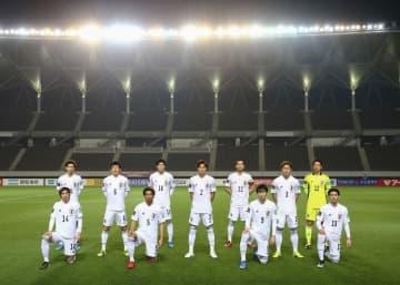 サッカーW杯予選を日本集中開催 2次F組のカード、今月末から 画像1