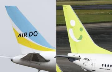 国内航空2社、持ち株会社設立へ AIRDOとソラシドエア 画像1