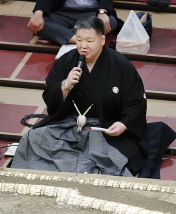 大相撲、勝武士さん死去から1年 部屋で黙とう、師匠ら思い語る 画像1