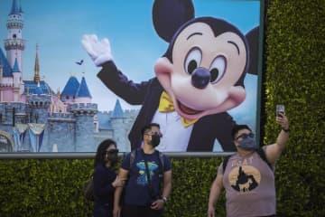 米ディズニー、減収も大幅増益 動画サービス加入者の伸び鈍化 画像1