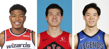 日本代表候補20人に八村塁ら 東京五輪男子バスケ 画像1