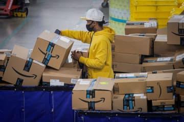 アマゾン、米で7万5千人雇用 経済正常化進み、マックも1万人 画像1