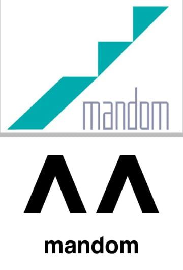 マンダム、38年ぶりロゴ刷新 「M」や笑顔をイメージ 画像1