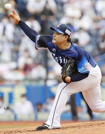 ロ0―3西(15日) 松本が3勝目 画像1