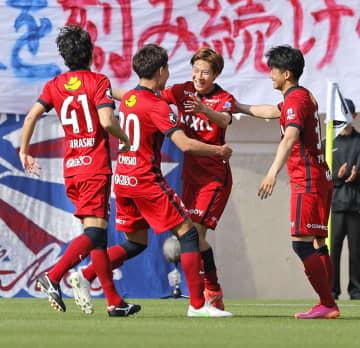 J1、鹿島が4連勝 横浜Mを5―3で破る 画像1