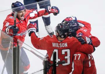 NHL、キャピタルズが先勝 プレーオフ開幕 画像1