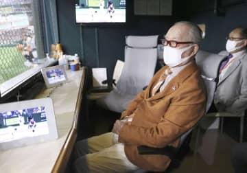 長嶋氏、阪神戦に「特別な思い」 好勝負を期待 画像1