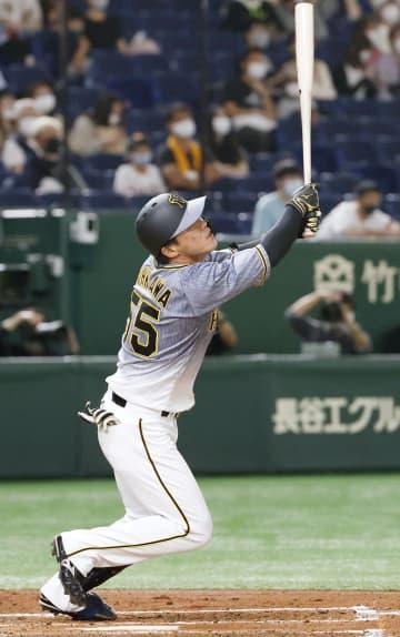 巨5―6神(16日) 阪神が競り勝つ 画像1