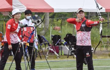 アーチェリー、古川高晴が心境 五輪へ「ぶれない努力見て」 画像1