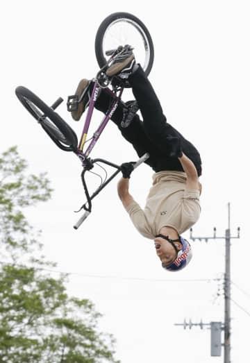 BMX、中村が復帰戦で貫禄V ジャパンカップ 画像1