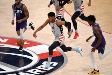 八村塁16得点、ウィザーズ8位 NBA、プレーオフ進出決定戦へ 画像1