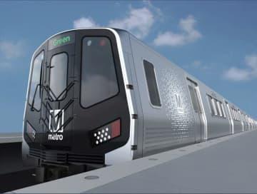 米ワシントン地下鉄、日系独占も 日立製車両の追加受注で 画像1