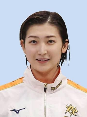 池江が200m自由形出場へ 復帰後初、茨城ゆめカップ 画像1