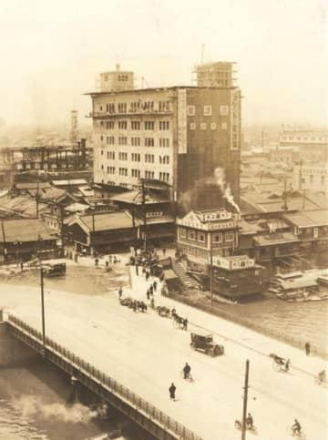 ミズノ、旧本社ビル解体へ 再開発で94年の歴史に幕 画像1