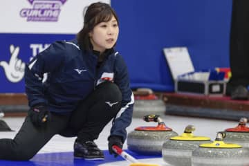 カーリング日本、開幕2連敗 混合世界選手権 画像1