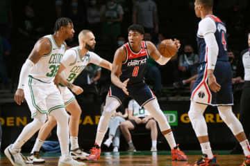 八村は8得点、チーム黒星 NBA、PO進出決定戦 画像1