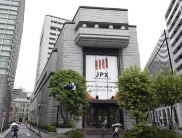 東証大幅反落、362円安 コロナ感染悪化を懸念 画像1