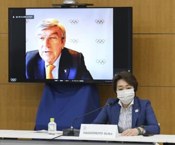 ワクチン接種、80%超確信 IOC会長、医療者提供も 画像1