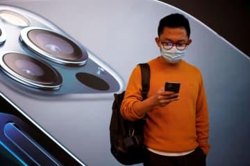 アップル、中国と情報共有か データ移管で同意と米紙 画像1